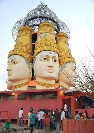 Shanmuga Temple in Bengaluru, India