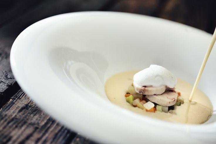 #bratislava #finedining #restaurant #slovakia #soup