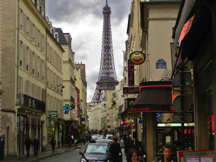 Paris - France TGS pictures