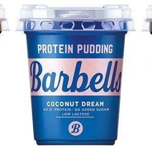 barebells puding