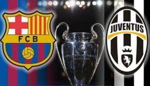 Prediksi Skor UCL Barcelona Vs Juventus 20 April 2017