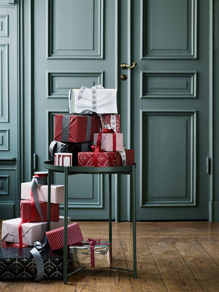 Julen har landat | IKEA Livet Hemma – inspirerande inredning för hemmet
