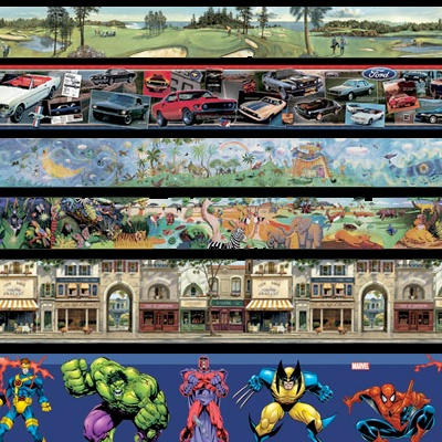 We have a great selection of wallpaper borders to choose from. Check it out!Wallpapers Border