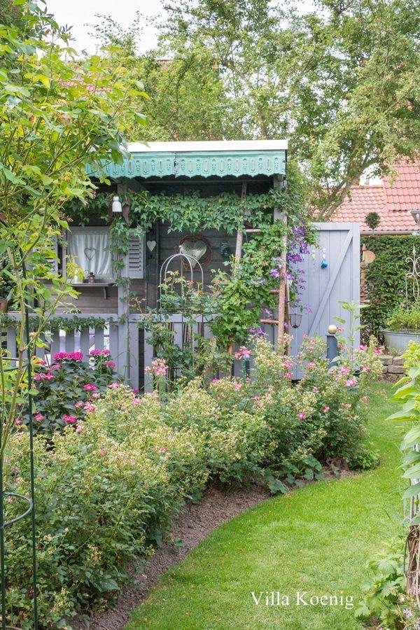 Ein Gartenbesuch Villa Konig In 2020 Garten Feuerstelle Garten Bauerngarten