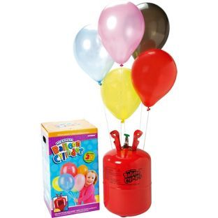 Buy Helium Canister for Thirty 9 Inch Balloons at Argos.co.uk - Your Online Shop for Helium balloons.