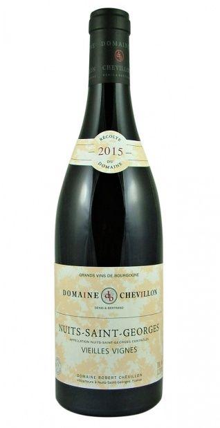Nuits St Georges Vieilles Vignes 2015 Domaine Robert Chevillon From Burgundy Wine Cellar En 2020 Nuits St Georges Vigne Saint Georges