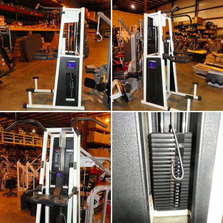 Sell used commercial gym equipment