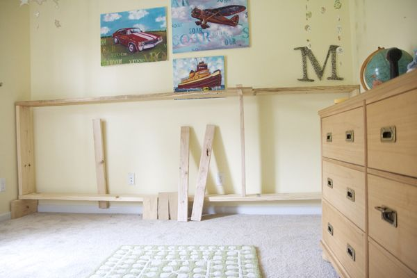 instructions for building bunk beds | Quick Woodworking ...