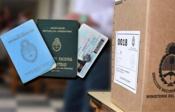 En las elecciones generales también se podrá votar con el DNI de confección manual: Se autorizó el uso de la libreta cívica, libreta de…