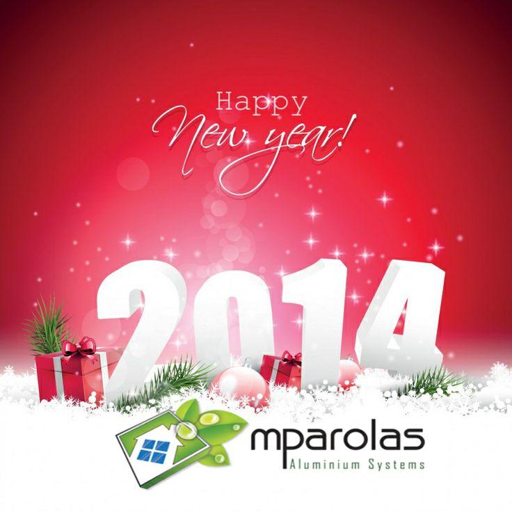Καλή χρονιά με υγεία, αισιοδοξία και πολλά χαμόγελα...