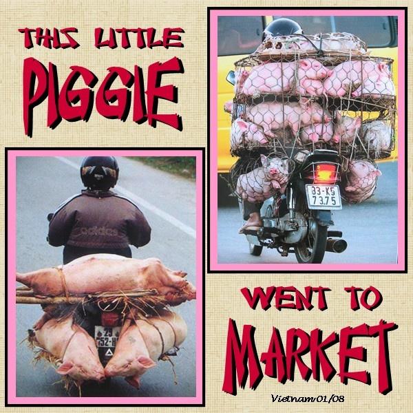 This Little Piggie... - Scrapbook.com