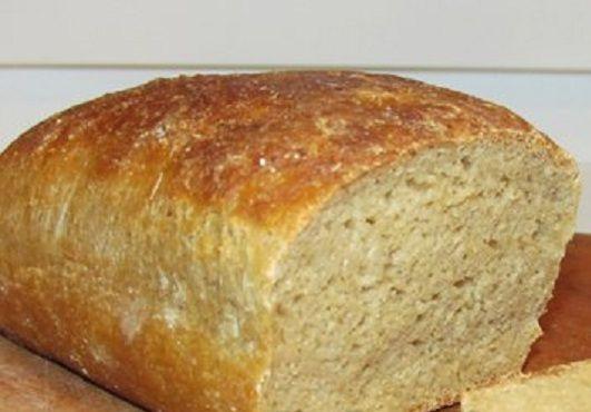 Хлеб с овсяными отрубями рецепт в духовке рецепт