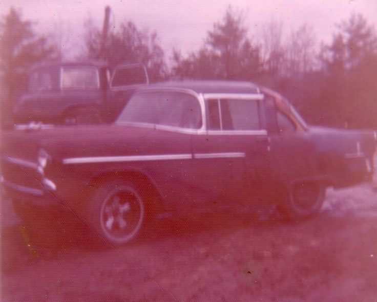 17 best images about cars i grew up with on for 1955 chevy 4 door to 2 door conversion