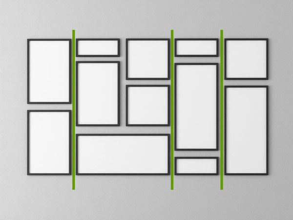 die besten 25 fotorahmen collage ideen auf pinterest foto collage rahmen fotowand und. Black Bedroom Furniture Sets. Home Design Ideas