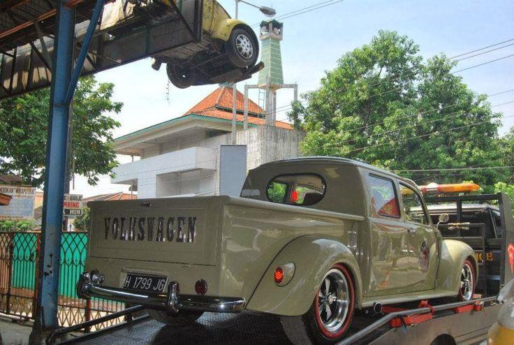 (o\_!_/o) .:Fusca Clube de Áurea:. (o\_!_/o): Fusca pick-up cabine dupla