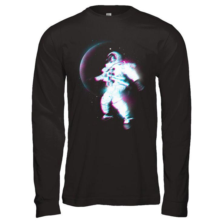 Moon Walk - Long sleeve shirt
