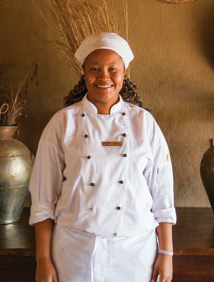 Mavis - Head Chef
