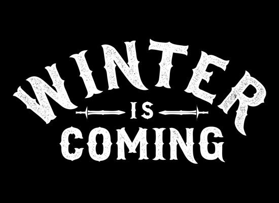 Winter is Coming T ($19)