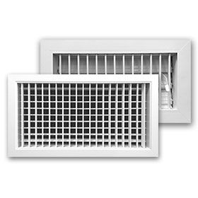 Supply air ventilation grilles  | #hvac | #acp | #manufacturer | #ventilation | #products | #romania