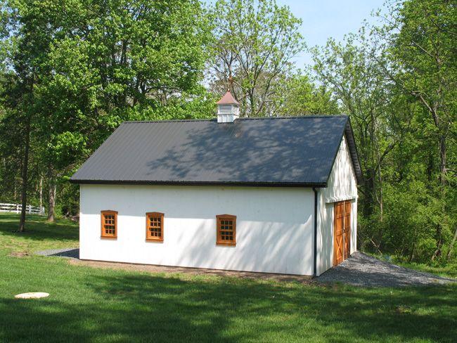 Pole Buildings Photo Gallery - Heritage Buildings, PA | Custom Garage Builders PA, Horse Barns and Custom Pole Building