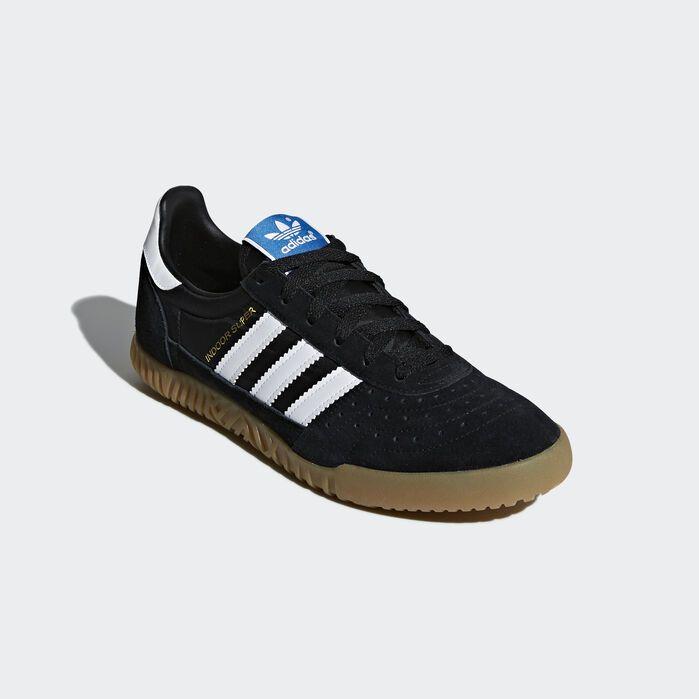 Indoor Super Shoes Black 8.5 Mens