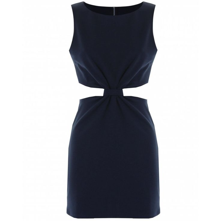 comely  Attractive Navy Party Dress Outfits