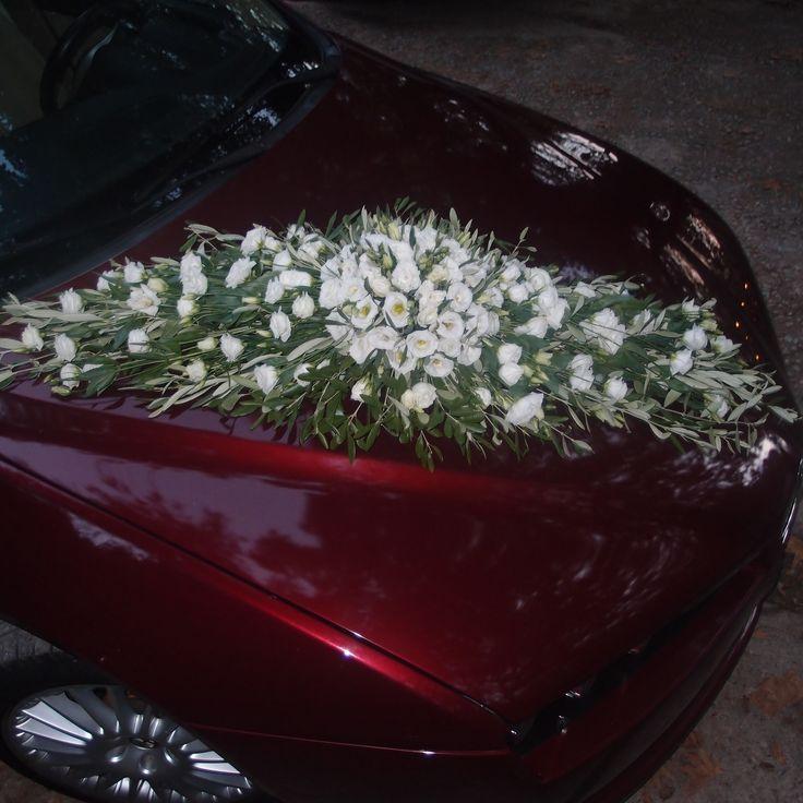 στολισμός αυτοκινήτου..Δεξίωση   Στολισμός Γάμου   Στολισμός Εκκλησίας   Διακόσμηση   Γάμος σε Νησί - Παραλία.