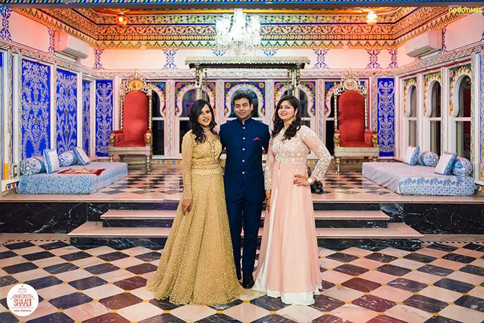 Ankit and Neha Tie The Knot In A Regal Marwari Ceremony