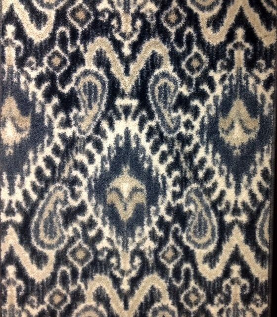 Tired of slipping and sliding on your hardwood stairs?  We can make & install a carpet runner from any of our carpets!