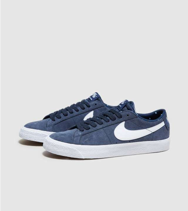 Released in 1972, the Blazer marked Nike's first venture into the world of basketball footwear. Its attention grabbing oversized Swoosh, autoclave sole unit and distinctive styling quickly helped to affirm itself as the trainer of choice both on and off the court. | eBay!
