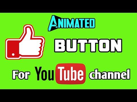 Animated Superb Like Button Green Screen Like Button Green Screen For Youtube Video Top Like Button Youtube Greenscreen Free Green Screen Youtube Videos