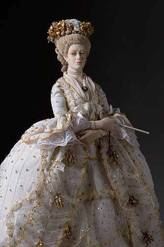 Queen Charlotte Sophia, from Historical Figures of England. Portrait by George Stuart.
