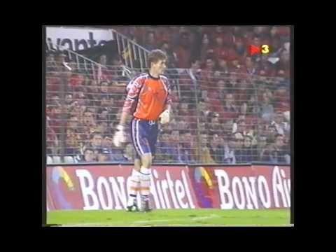 Mallorca - Barça. Final Copa del Rey 1998