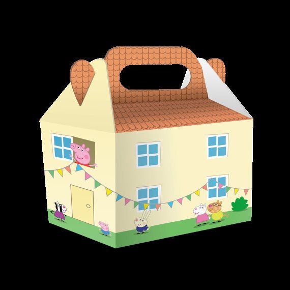 10 Ideas About Peppa Pig House On Pinterest Peppa Pig