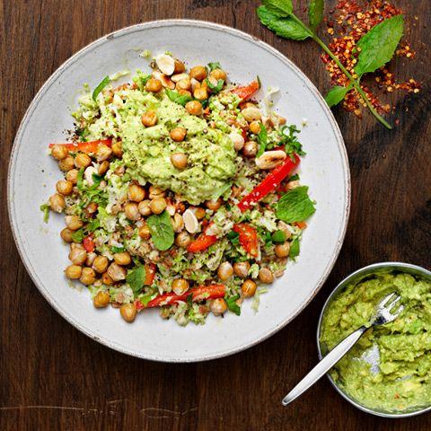 God mat med liten miljöpåverkan? Här har vi samlat goda klimatsmarta recept med stor smak men liten klimatpåverkan. De är klimaträtta helt enkelt!