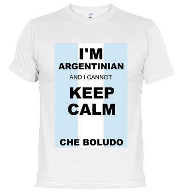 Che Boludo Keep calm