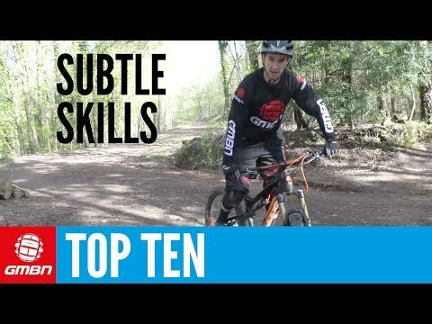 Video: Top 10 Subtle Skills To Make You Faster On The Trails   Singletracks Mountain Bike News