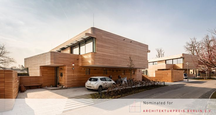 """The two GRAFT projects """"Parametrische (T)Raumgestaltung"""" and """"Holistic Living"""" are listed for a General Public Award at Architekturpreis Berlin 2016!"""