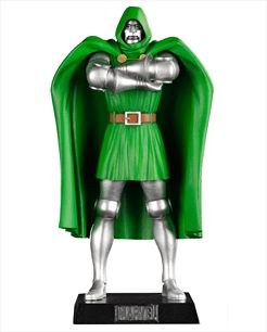 Marvel Figurines - Edição 10 - Doutor Destino | Loja Eaglemoss - Coleções