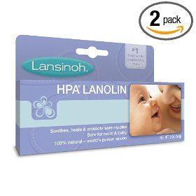 Lansinoh Hpa Lanolin for Breastfeeding Mothers =    Liquid Gold!!! :)