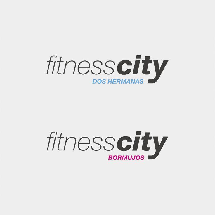 Cambio de identidad para Low Fitness City, marca de gimnasios en Sevilla.
