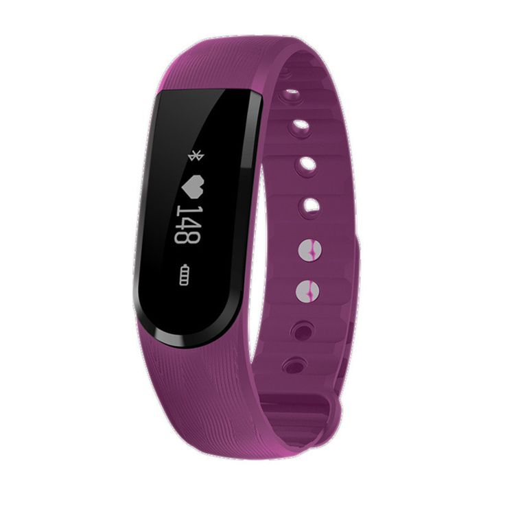 Smart Wristband ID107 Heart Rate Monitor Smartband Fitness Tracker Sport Bracelet Pulsometer Smart Band PK Fitbits MI Band 2