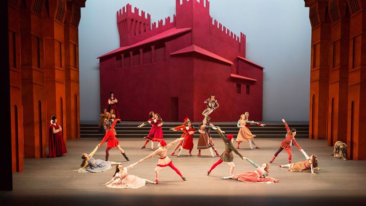Romeo and Juliet trailer | The National Ballet of Canada | 2015