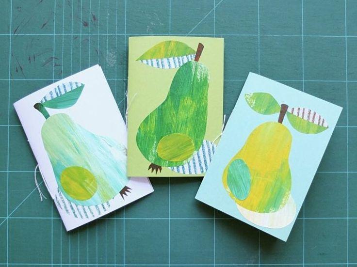 Tutorial fai da te: Come fare un quaderno con carta riciclata via DaWanda.com