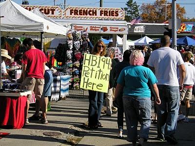 Yellow Springs Street Fair  OhioFestivals.net