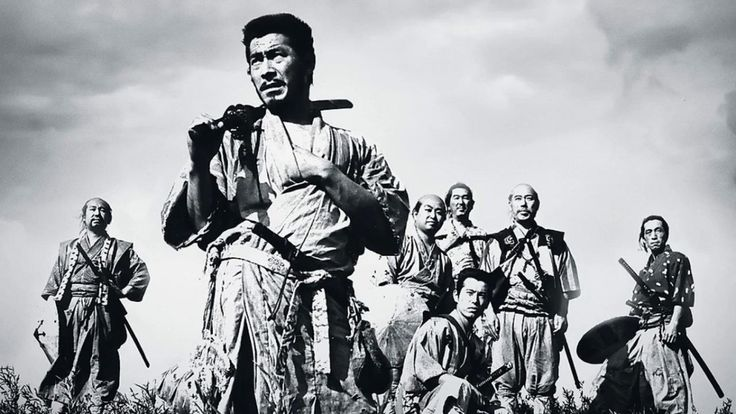 If you want to know what's missing in modern action films, all you have to do is watch Akira Kurosawa'sSeven Samurai.