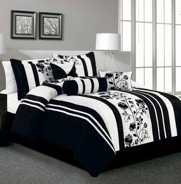 Best 17 Best Images About Black And White Beds On Pinterest 400 x 300