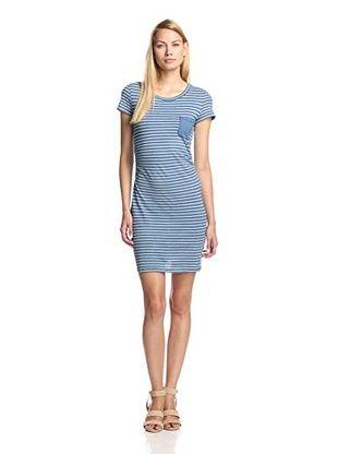 48% OFF KAIN Label Women's Kara Dress (Medium Wash Skinny Stripe)