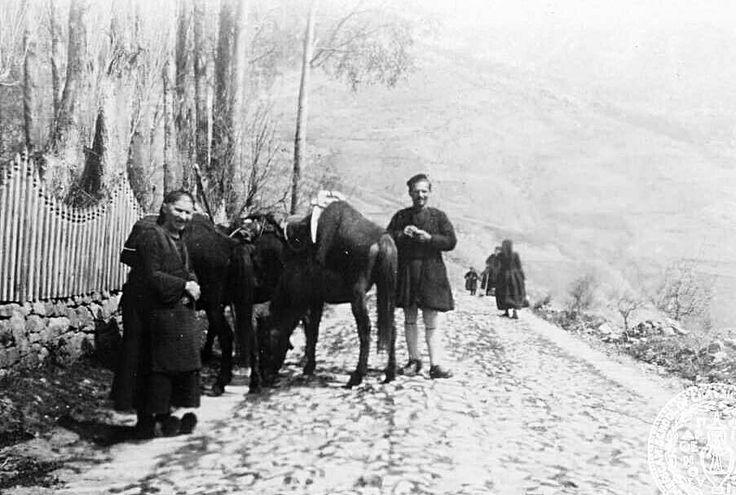 DOROTHY BURR THOMPSON ΜΕΤΣΟΒΟ 1931