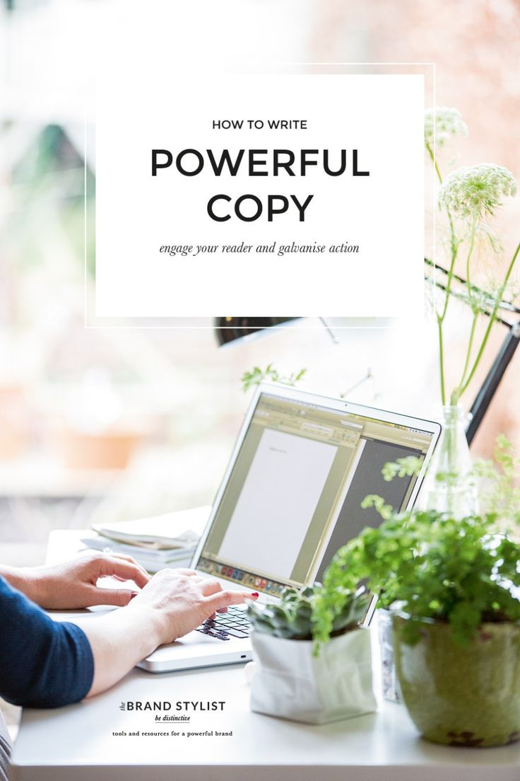 If there's one thing that's guaranteed to slow down a website build for most entrepreneurs, it's writing copy (i.e. the words). There's something about trying to talk eloquently about yourself, build